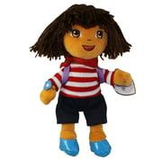 TY Beanie Baby - DORA the Explorer (France Version) (7.5 inch)