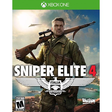 Image of Sniper Elite 4 - Pre-Owned (Xbox One)