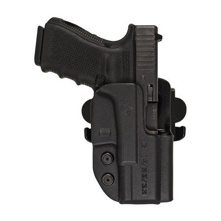 Comp-Tac C241GL061LBKN International OWB Glock 34 Gen 3-4 Left Hand (Glock 34 Gen 3 Or Gen 4)