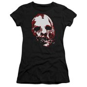 American Horror Story Bloody Face Juniors Premium Bella Shirt