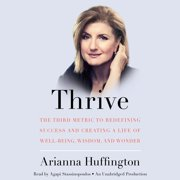 Thrive - Audiobook