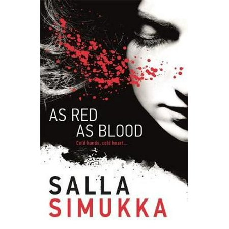 As Red as Blood (Snow White) (Paperback)
