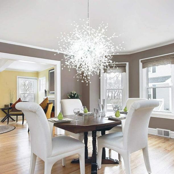 Fireworks Pendant Lighting Fixture, Modern Dining Room Chandeliers