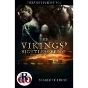 The Vikings' Sightless Bride - eBook