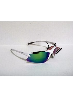 27781a9618b Product Image Rawlings RY103RV Youth baseball softball protection sunglasses  White Grn10214041