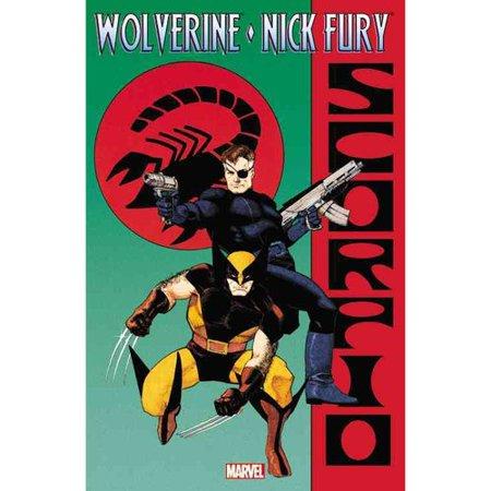 Wolverine: Wolverine & Nick Fury - Scorpio