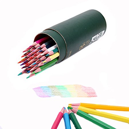 chalk markers-- a box(12pcs) assorted colors water soluble pencil tracing tools for tailor's sewing marking and students drawing