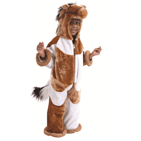 Horse Toddler Halloween Costume Size 18-24M - Horse Halloween Costumes For Babies