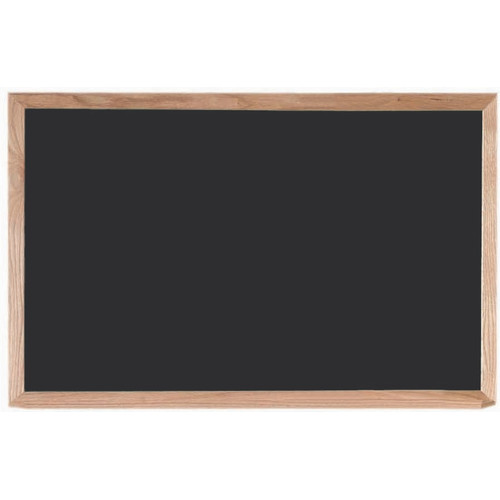 AARCO Composition Wall Mounted Chalkboard by AARCO