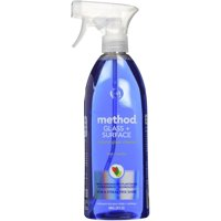 2 Pack - Method Glass & All Surface Cleaner, Mint 28 oz