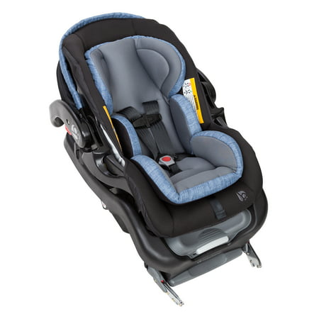 Baby Trend Secure Snap Tech 35 lb Infant Car Seat, Chambray