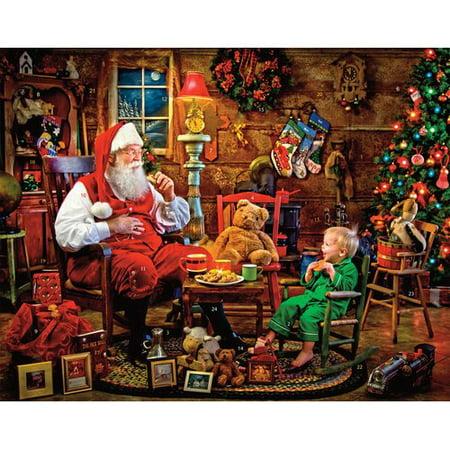 The Holiday Aisle Cookies with Santa Advent Calendar