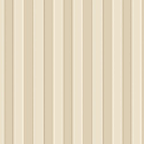 YORK Ashford Silk 27' x 27'' Stripes Distressed Wallpaper