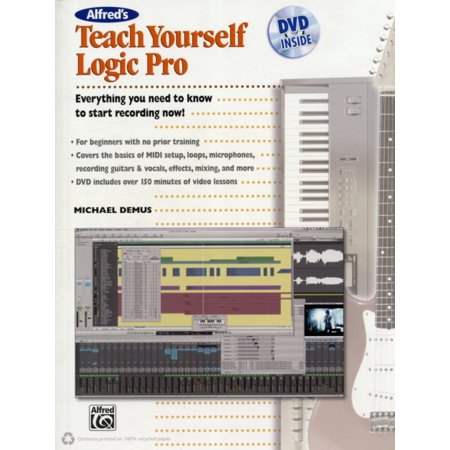 Alfred's Teach Yourself Logic Pro