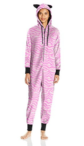 Totally Pink - Totally Pink Women's Cozy Plush Onesie ...