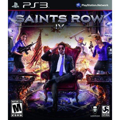 Saints Row 4 (PS3)