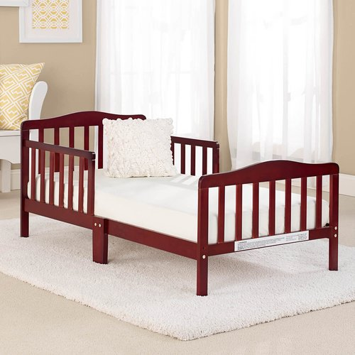 Toddler Bed Cherry