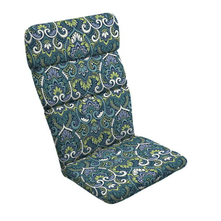 Arden Selections Sapphire Aurora 45.5 x 20 in. Outdoor Adirondack Chair Cushion ()