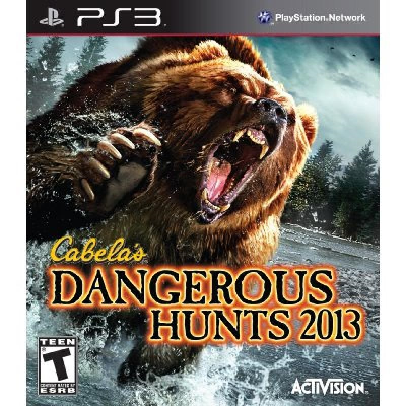 Cabela's Dangerous Hunts 2013 Playstation 3 by