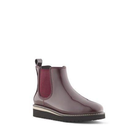 Cougar Women's Kensington Rain Boots in Plum, 6 US - image 2 de 5