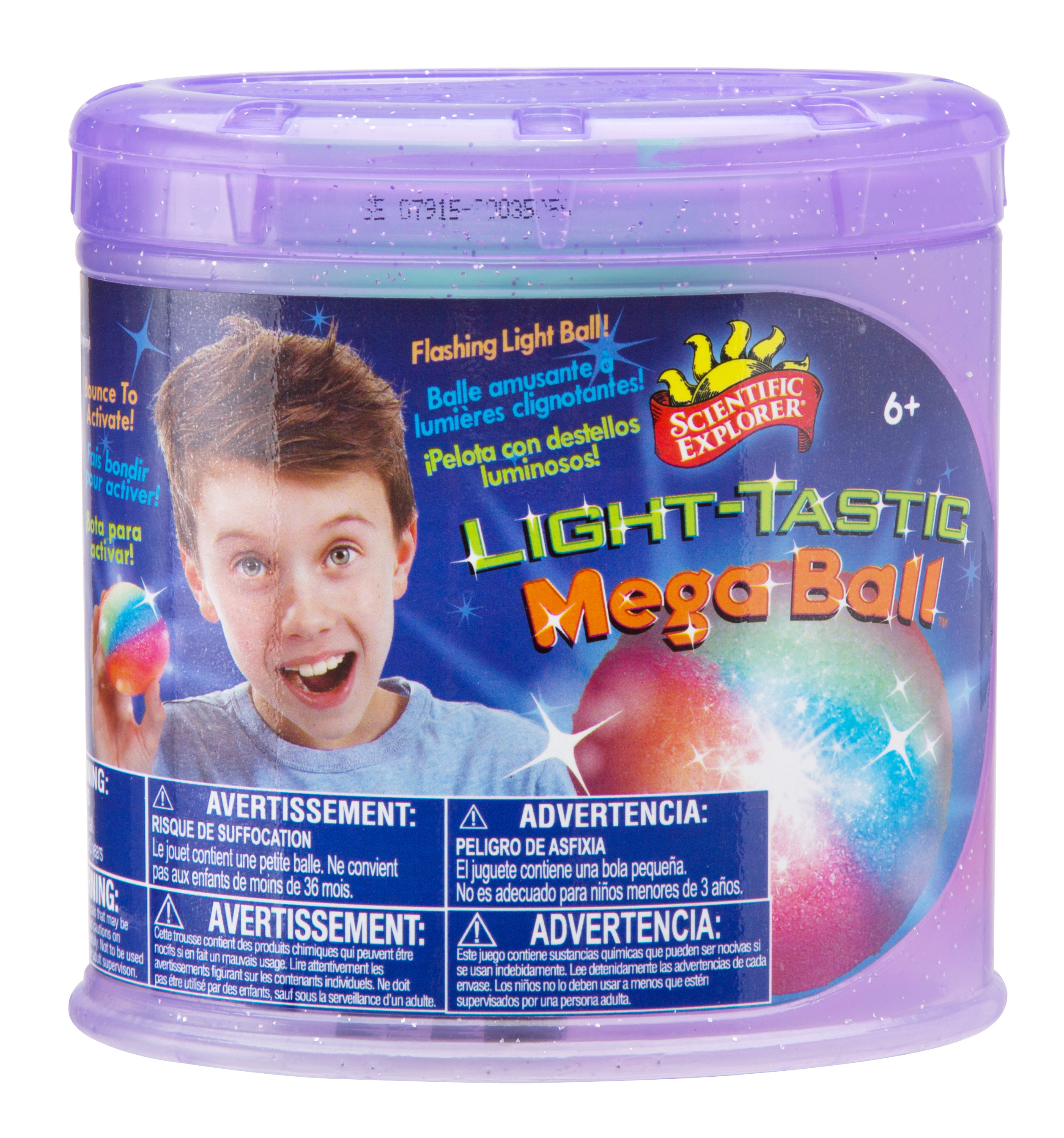 Scientific Explorer Light Tastic Mega Ball