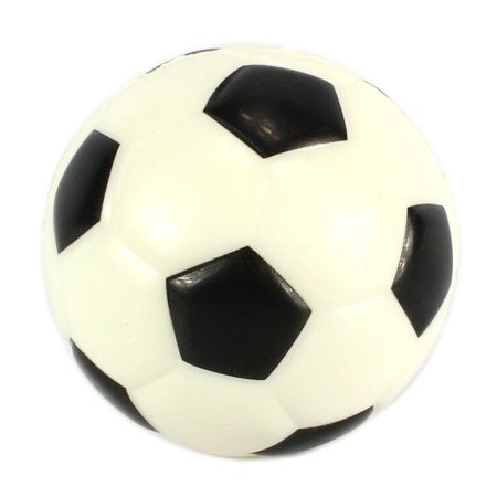 Sporty Anti Stress Ball and Hand Exerciser (Soccer) (Exercise Stress Test)