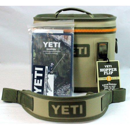 YETI Hopper Flip 8 (Field Tan)