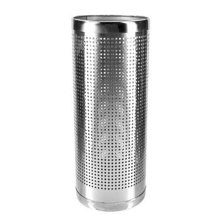 Stainless Steel Umbrella Stand (Brelso SSM-S04 Umbrella Stand, Stainless Steel)