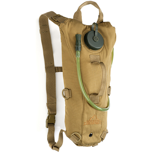 Rapid Hydration Pack Coyote by Red Rock Outdoor Gear