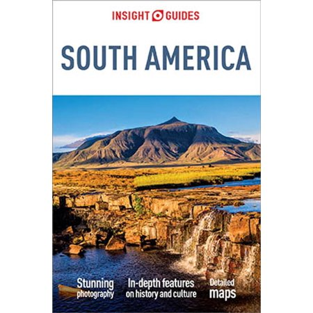 Insight Guides South America (Travel Guide eBook) -