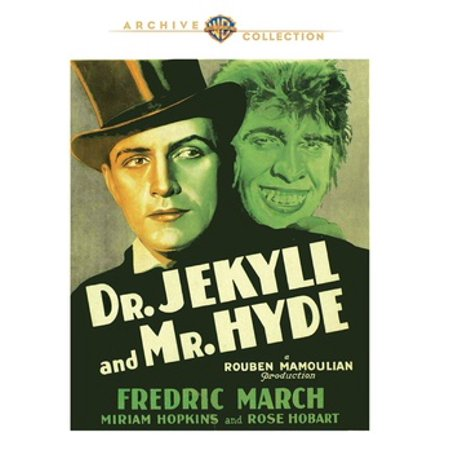 Dr. Jekyll And Mr. Hyde (DVD) - Dr Jekyll Costume