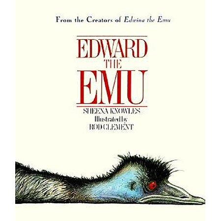 Edward the Emu - Emu's Halloween