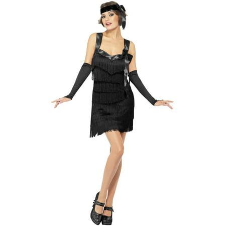 Fever Flapper Roxy Adult Costume