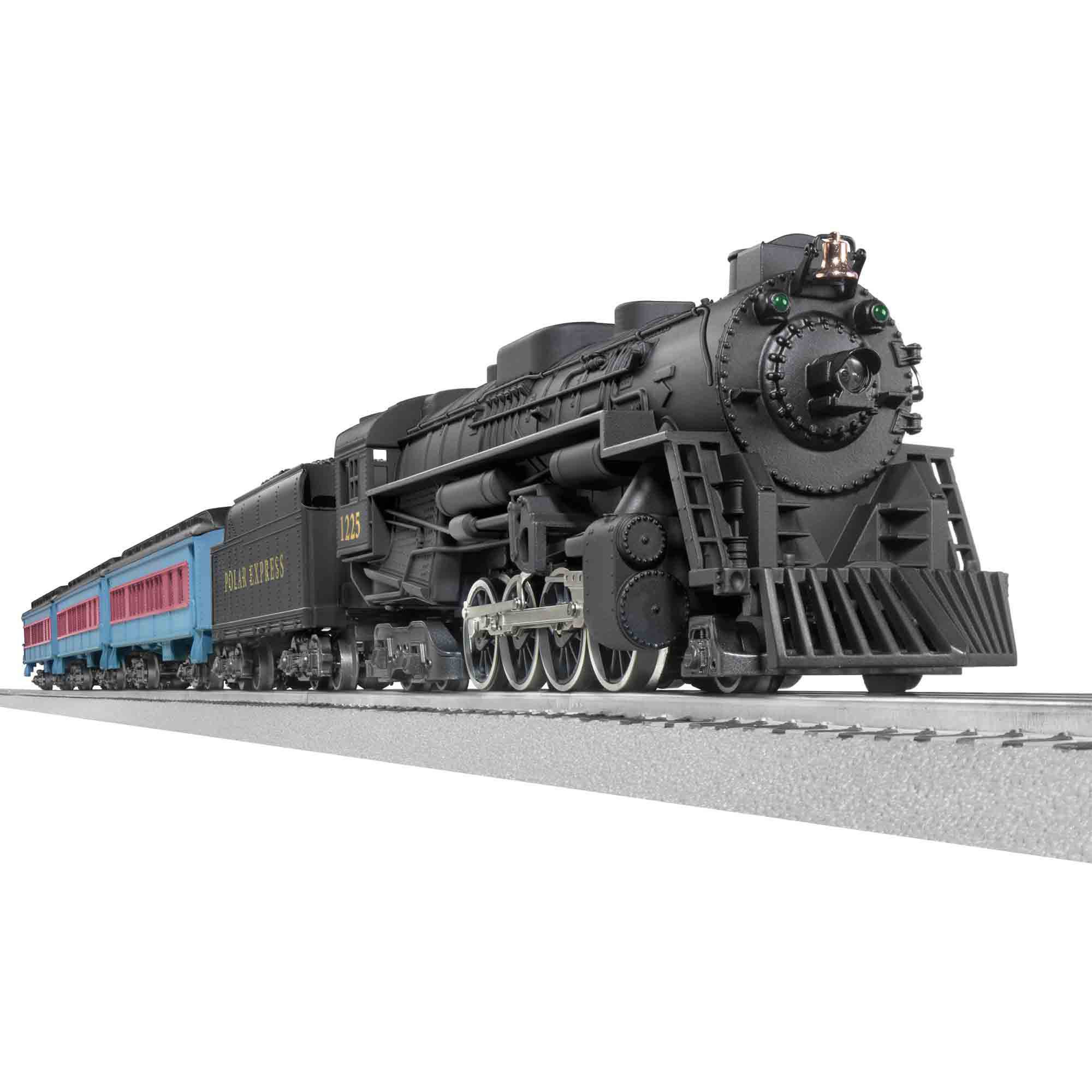 Lionel's The Polar Express O-Gauge Set with LionChief Remote and Railsounds RC