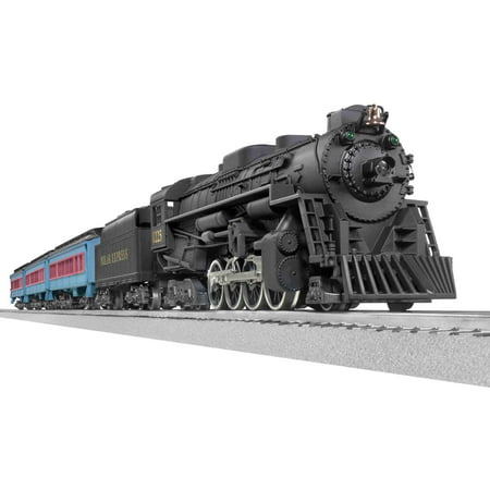 Lionels The Polar Express O Gauge Set With Lionchief Remote And Railsounds Rc