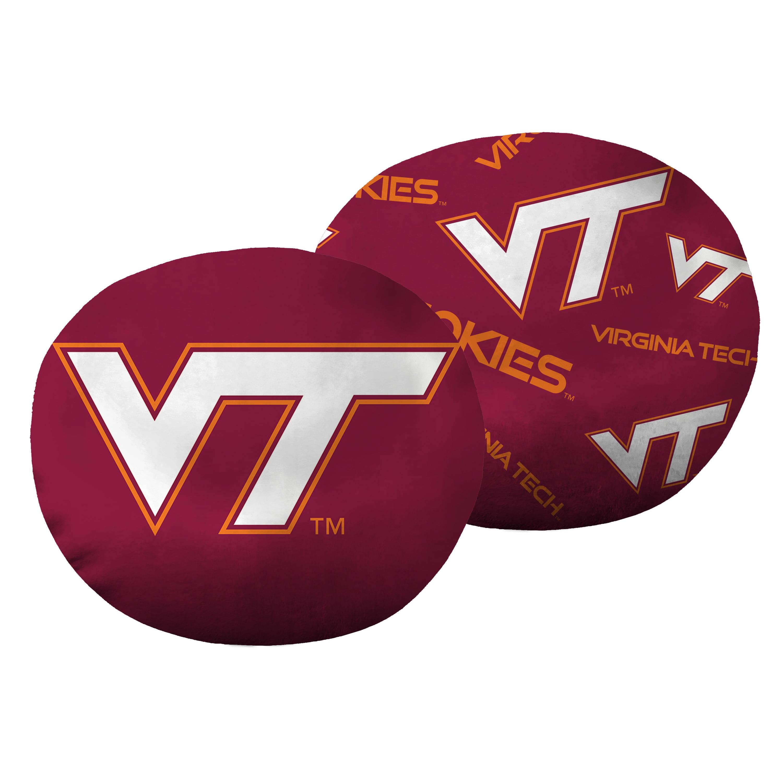 """NCAA - Virginia Tech Hokies, 11"""" Cloud Pillow"""