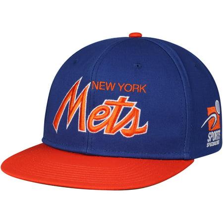 New York Mets Nike Pro Cap Sport Specialties Snapback Adjustable Hat - Royal - OSFA (Nike Hats For Boys)