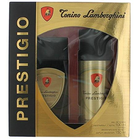 tonino lamborghini prestigio 2 pc gift set for men. Black Bedroom Furniture Sets. Home Design Ideas