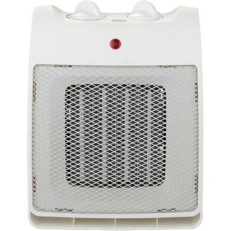 Pelonis Portable Ceramic Heater, White, #NT20-12D