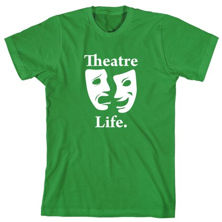 Theatre Life Men's Shirt - ID: 1796
