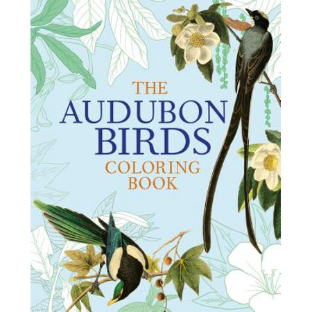 The Audubon Birds Coloring Book