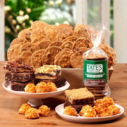 Tates Bake Shop Sampler Gift Basket