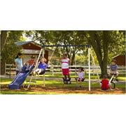 Flexible Flyer Swing Free Metal Swing Set - Walmart.com