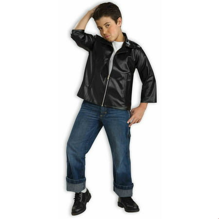 Child Greaser Jacker (Greasers Costumes)