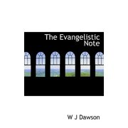 The Evangelistic Note