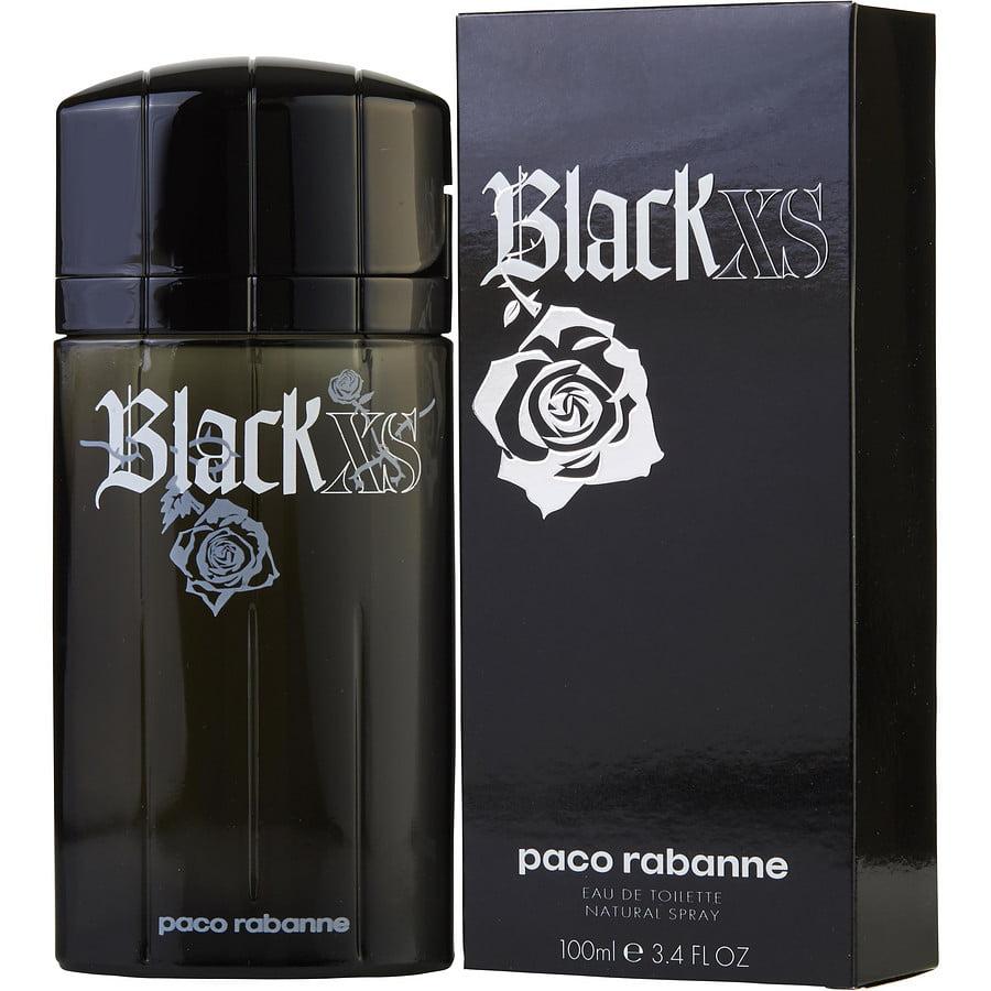 303ba5c96 Paco Rabanne Black XS Eau De Toilette for him 100ml