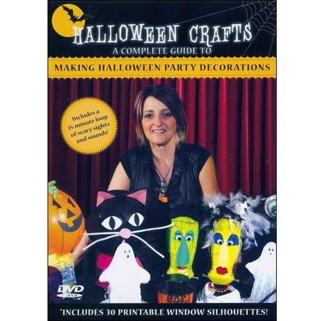 Complete Guide To Making Halloween Party Decorations (Full Frame)