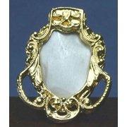 Dollhouse Small Gold Frame