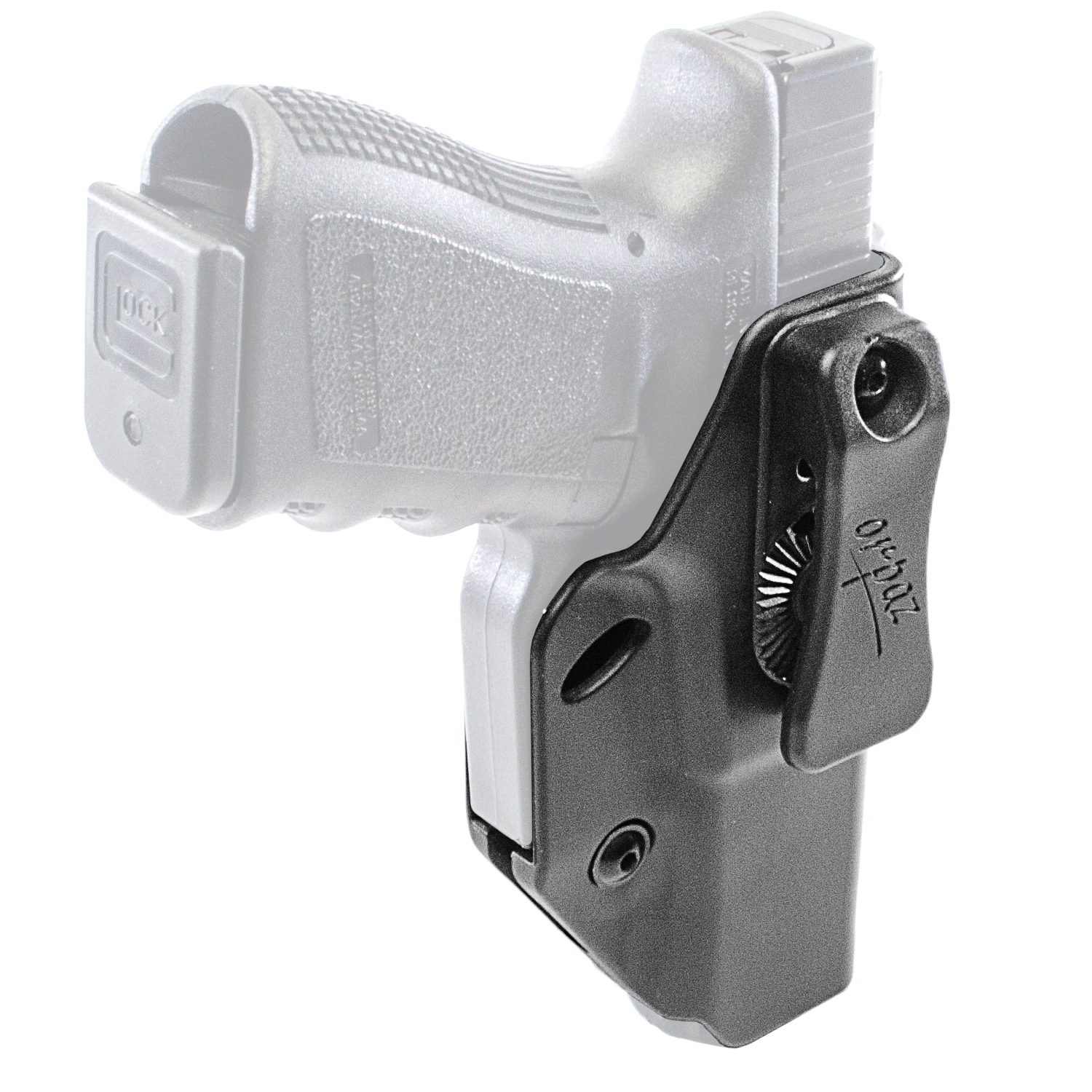 Orpaz Glock Concealed Carry Holster IWB Holster for Glock 19, 17, 22, 23, 26, 27 by Orpaz
