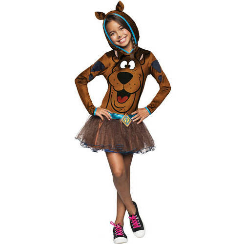 scooby doo child tutu dress halloween costume walmartcom